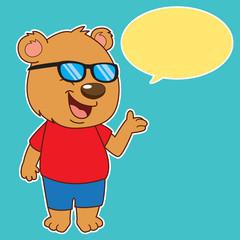 Bear Say