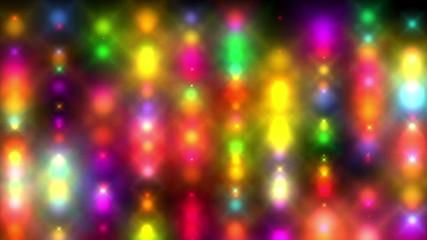 Background. Abstraction. Light progector rain.