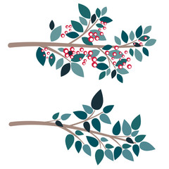 Simple Tree Branch