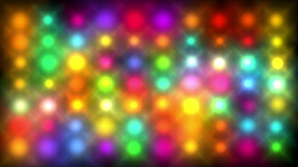 Background. Abstraction. Light progector.