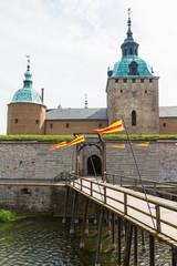 Drawbridge to the fortress