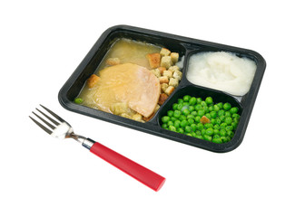 Turkey TV Dinner