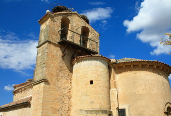 Pelayos del Arroyo San Vicente Mártir church