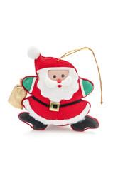 Weihnachtsmann für den Christbaum