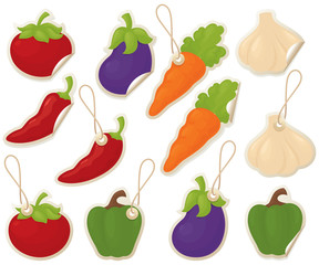 Veggie Labels