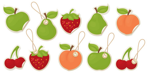 Fruity Labels