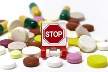 Stop ai farmaci pericolosi