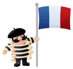 Patriotic Frenchman