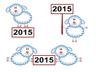 Christmas ,sheep.