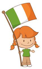 Proud to be Irish Girl