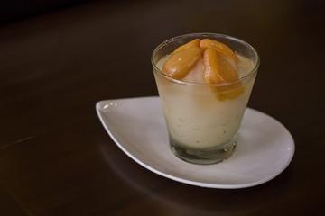 Zalacca in syrup, Thai dessert