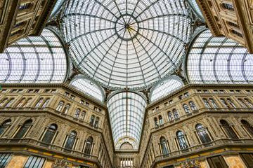 Galleria Umberto I in Naples