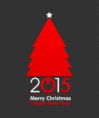 2015 Merry Christmas Tree