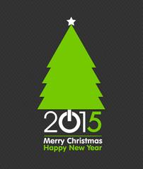 2015 greeting card illustration