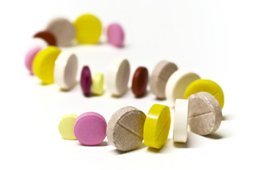 Farmaci in fila