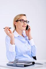 telecomunications woman
