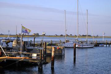 Segelbootshafen Heiligenhafen Holstein