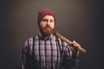Young  lumberjack