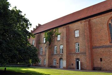 Frauenkloster Cismar Germany Innenhof