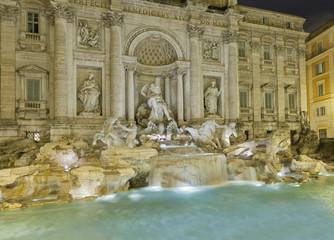 Fontana di Trevi. Roma.