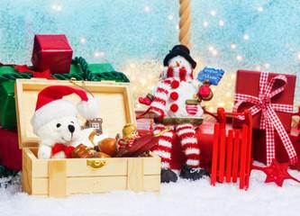 Geschenkekiste, Überraschung zu Weihnachten
