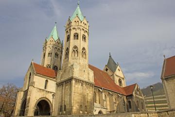 Freyburg: Stadtkirche St. Marien (13. Jh., Sachsen-Anhalt)