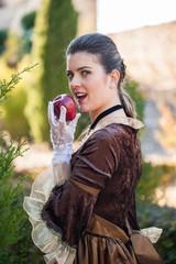 marquesa con fruta prohibida