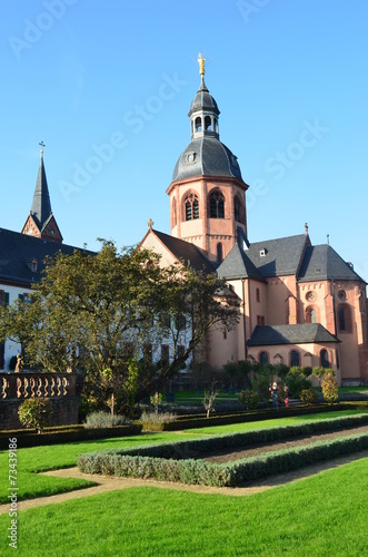 Seligenstadt Einhard-Basilika - 73439186