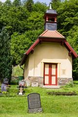Waldfriedhof Mägdesprung Harz
