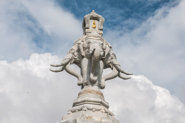 Elephant Statue bangkok thailand