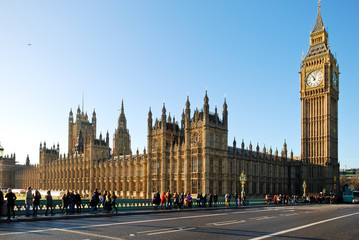 Londra strade e monumenti
