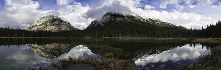 Buller Pond Panoramic