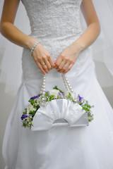 bridal bouquet bride style handbags