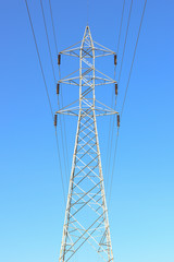 Transmission power towers