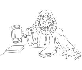 Judge Man