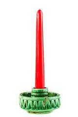 Green Candlestick