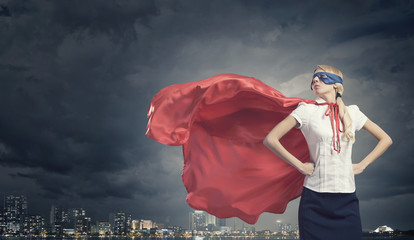 Super woman