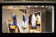 boutique fashion display window in shop - 73445790