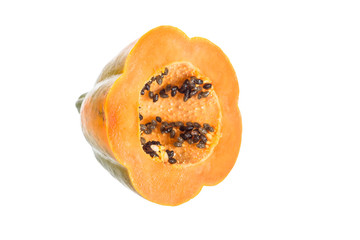 ripe papaya