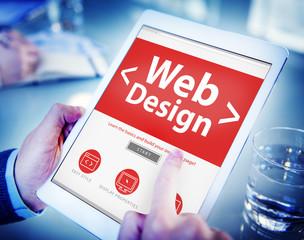 Website Internet Technology Online Connection Concept