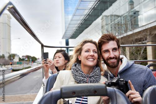 zwiedzanie miasta autobusem
