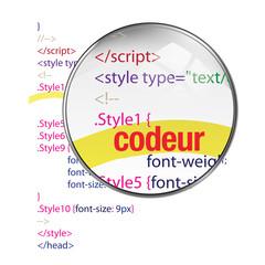 codeur, webmaster