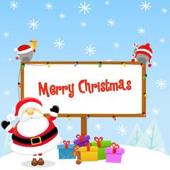 Santa's Christmas Message
