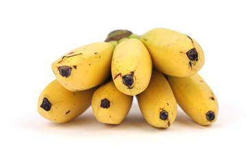 Bananenspitzen