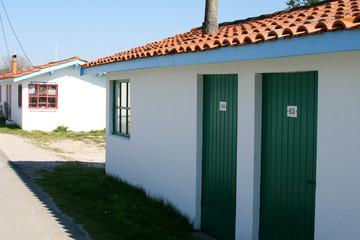Petite cabane typique
