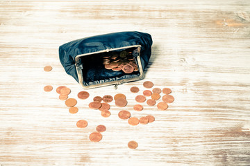 Wenig Geld