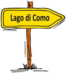 Lago di Como - Comersee...
