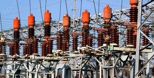 power plant to produce electricity - 73455119
