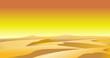 desert background vector - 73455904