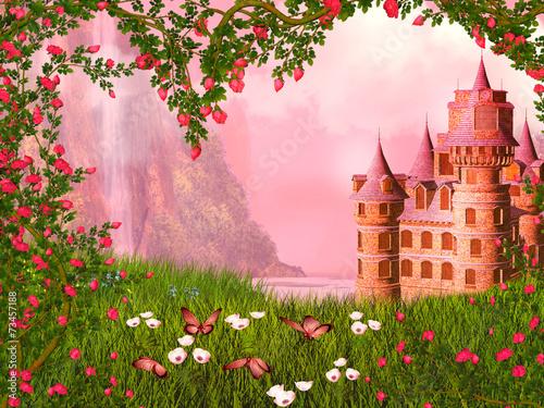 Zdjęcia na płótnie, fototapety, obrazy : Fairy tale landscape